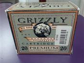 GRIZZLY CARTRIDGE CO. 500S&W MAGNUM LFNGC